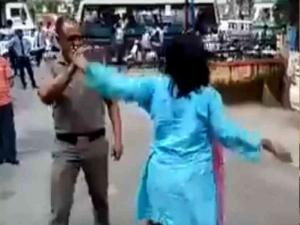 सिपाही को थप्पड़ मारने वाली जज को इलाहाबाद HC ने किया सस्पेंड, लखनऊ जजशिप से भी हटाया