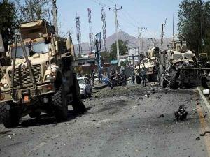 काबुल के चमन-ए-हजूरी में बम धमाका, कैंप में हुआ विस्फोट