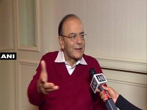 GST पर जनता किसके साथ, ये तो गुजरात चुनाव बताएगा: अरुण जेटली