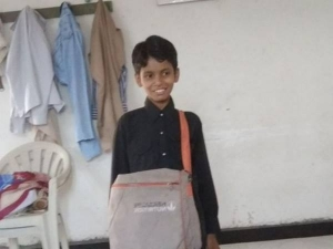 6वीं में पढ़ने वाले छात्र की पत्थर मारकर हत्या, सुनसान जगह पर मिली लाश
