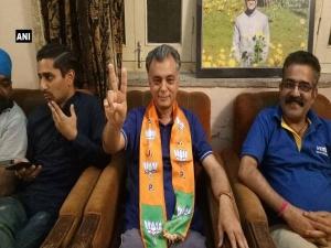 हिमाचल चुनाव से पहले कांग्रेस को बड़ा झटका, ये मंत्री BJP में हुआ शामिल