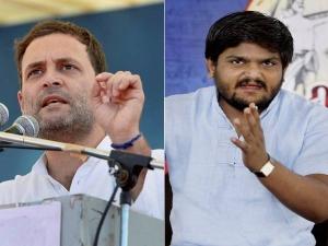 Gujarat Election 2017: हार्दिक पटेल ने किया कांग्रेस के समर्थन का ऐलान, बीजेपी को हराने के लिए पंजे से हाथ मिलाना जरूरी