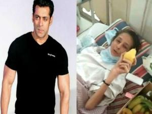अस्पताल में मौत से जूझ रही एक्ट्रेस की मदद के लिए आगे आए सलमान खान, भेजी अपनी टीम