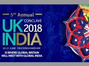 यूके-इंडिया वीक 2018: 5वां वार्षिक कॉन्क्लेव आज से शुरू