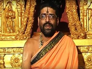 कर्नाटक: शिरूर मठ के महंत की मौत पर भाई ने जताई खाने में जहर की आशंका, केस दर्ज
