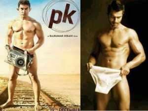 Pics: 'पीके' के आमिर खान जैसे और भी हैं न्यूड होने वाले हीरो..