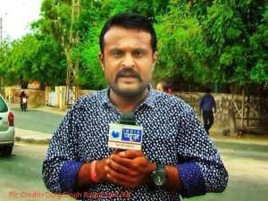 राजस्थान के पत्रकार की पटना में गिरफ्तारी का सच क्या है?