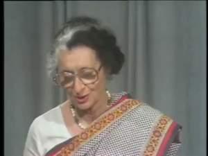 VIDEO:राकेश से इंदिरा गांधी ने पूछा,कैसा दिखता है भारत?