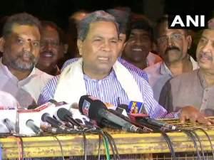कर्नाटक: सियासी संकट के बीच कांग्रेस की विधायकों को चेतावनी