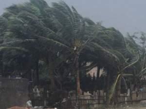 बंगाल की खाड़ी में उठा पेथाइ चक्रवात, आंध्र से टकराएगा