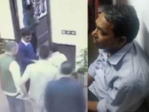 केजरीवाल पर हमला:दिल्ली पुलिस ने लिया स्वत: संज्ञान,केस दर्ज