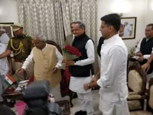 17 दिसंबर को अशोक गहलोत लेंगे शपथ, राहुल भी होंगे शामिल