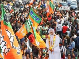 ग्रामीण इलाकों में ही नहीं, शहरी क्षेत्रों में भी हारी BJP