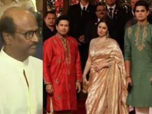 PHOTO: ईशा अंबानी के शादी में पहुंचे हिलेरी, रजनीकांत