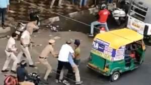 ड्राइवर पिटाई मामले में MHAने पुलिस कमिश्नर से मांगी रिपोर्ट