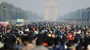 अगले 8 सालों में जनसंख्या में चीन को पीछे छोड़ देगा भारत