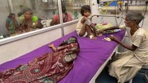 चमकी बुखार से अब तक 107 की मौत, आज दौरा करेंगे नीतीश कुमार