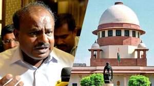 15 बागी विधायकों के मामले पर SC में सुनवाई पूरी, बड़ी बातें