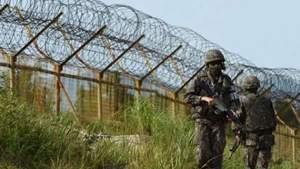 जम्मू-कश्मीर: सांबा में पाक घुसपैठिए को BSF ने किया ढेर