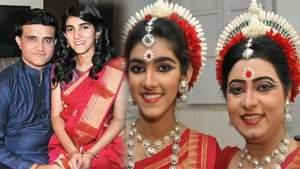 मिलिए BCCI अध्यक्ष सौरव गांगुली की बेटी सना से....