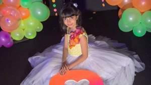 ऐश्वर्या ने शेयर की बेटी अराध्या की फोटो, यजूर्स को आई पसंद