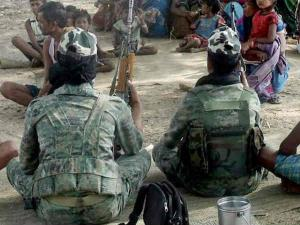 आईबी की रिपोर्ट, दक्षिण भारत में फिर से पैर जमा रहे नक्सली