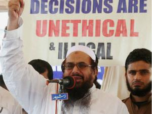 भारत के विरोध के बाद यूएन ने हटाया सईद के नाम से 'साहिब'