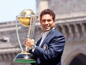 तेंदुलकर होंगे आईसीसी विश्वकप 2015 के ब्रांड एंबेसडर