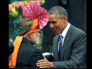 अमेरिकी राष्ट्रपति ओबामा आए भारत तो घबरा गया चीन