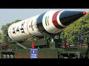 5,000 किमी की क्षमता वाली अग्नि 5 का सफल परीक्षण