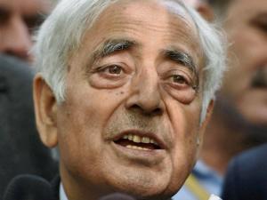 काफी विवादित रहा है सीएम सईद का राजनैतिक करियर