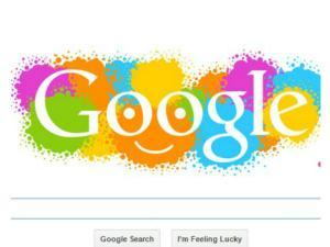 गूगल पर भी छाया होली का खुमार, जारी किया रंगीला डूडल