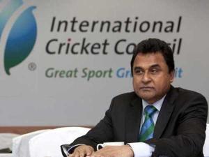 श्रीनिवासन और ICC अध्यक्ष कमाल मुस्तफा में ठनी, दिया इस्तीफा