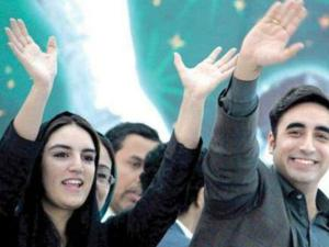 बिलावल बेकार अब बख्तावर आयेंगी जरदारी के काम!