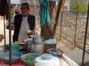 अलीगढ़ मुस्लिम यूनिवर्सिटी के छोले वाले पंडितजी नहीं रहे