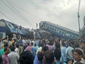 मुजफ्फरनगर रेल हादसा: आतंकी कनेक्शन नहीं, ऐसे पटरी से उतरी उत्कल-कलिंग एक्सप्रेस