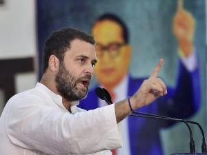 भारत में सबसे मुश्किल काम एक ईमानदार राजनेता बनना: राहुल गांधी