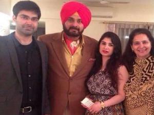 नवजोत सिंह सिद्धू की पत्नी और बेटे ने ठुकराया सरकारी पद