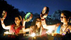 Karwa Chauth : क्यों छलनी से देखा जाता है चांद?