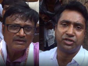 चूरू सांसद राहुल कस्वां, विधायक राजेन्द्र राठौड़ गिरफ्तार