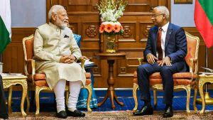पीएम मोदी के मालदीव दौरे के बाद भारत को मिली बड़ी जीत