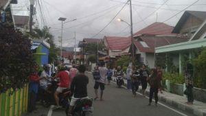 इंडोनेशिया में 7.3 की तीव्रता वाला भूकंप, एक की मौत