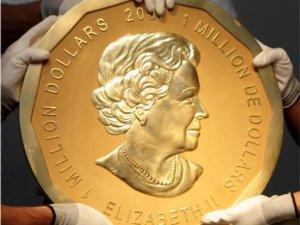जर्मनी में म्यूजियम से चोरी हुआ 100 किलो का सोने का सिक्का