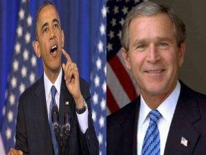 ओबामा और बुश ने डोनाल्ड ट्रंप पर बोला हमला