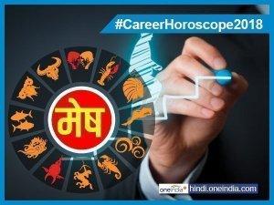 Horoscope 2018: मेष वाले कठिन परिश्रम से पा लेंगे हर मुकाम