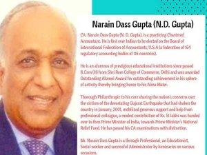 कौन है नारायण गुप्ता? जिसे AAP ने राज्यसभा का दिया टिकट