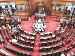 अप्रैल में खत्म होगा 55 राज्यसभा सांसदों का कार्यकाल