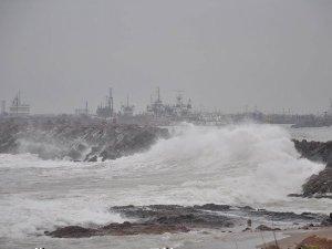 5 राज्यों समेत लक्षद्वीप में चक्रवाती तूफान 'सागर' का खतरा