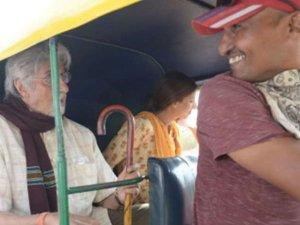 अमिताभ बच्चन ने ऑटोरिक्शावाले के लिए कही बेहद टचिंग बात