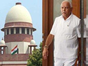 येदुरप्पा के वकील रोहतगी की इस बात पर गूंजे SC में ठहाके